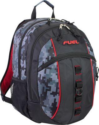 Fuel Active Backpack Digital Camo - Fuel Everyday Backpacks