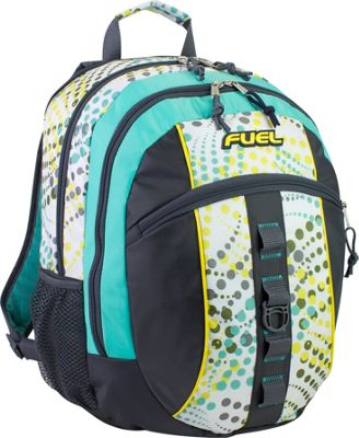 Fuel Active Backpack Wild Dots - Fuel Everyday Backpacks