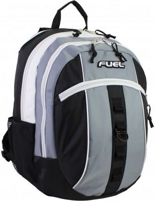Fuel Active Backpack Steel - Fuel Everyday Backpacks