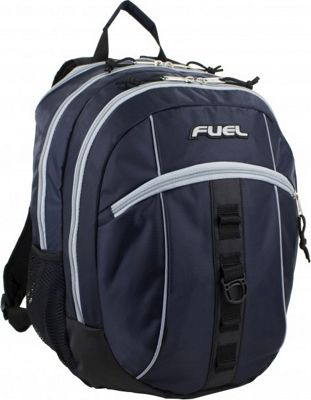 Fuel Active Backpack Navy - Fuel Everyday Backpacks