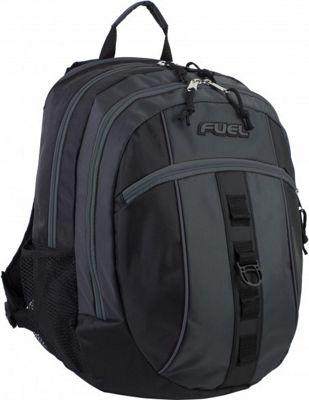 Fuel Active Backpack Black - Fuel Everyday Backpacks