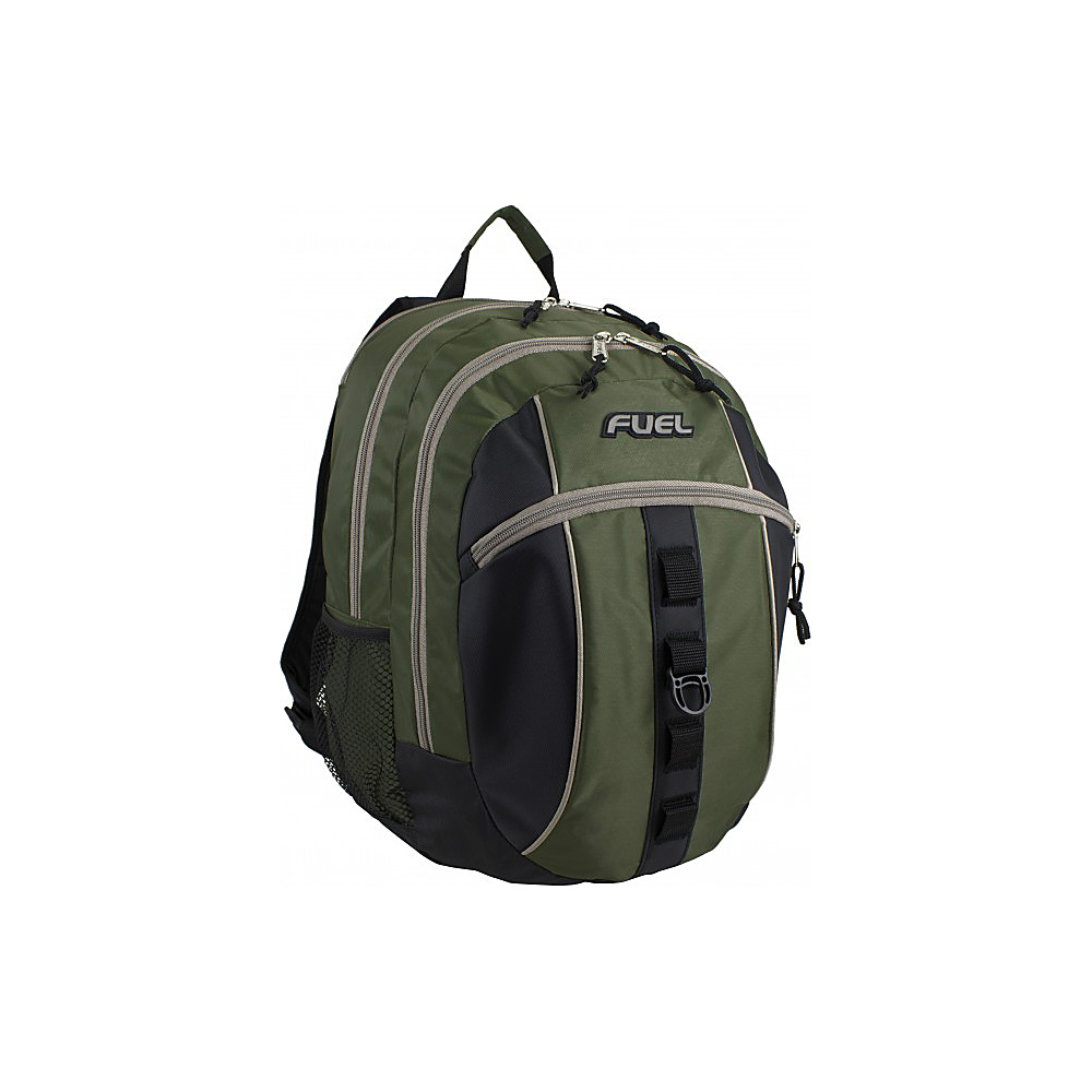 Fuel Active Backpack Army Green Fuel Everyday Backpacks