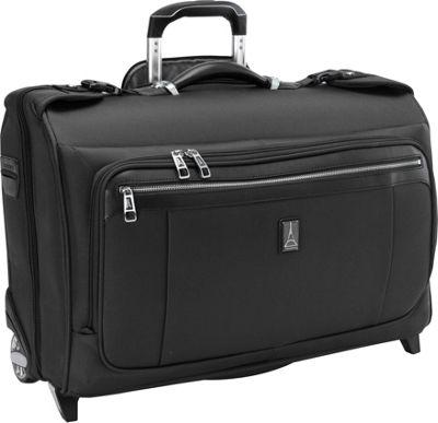 Travelpro Platinum Magna 2 Carry-on Rolling Garment bag Black - Travelpro Garment Bags