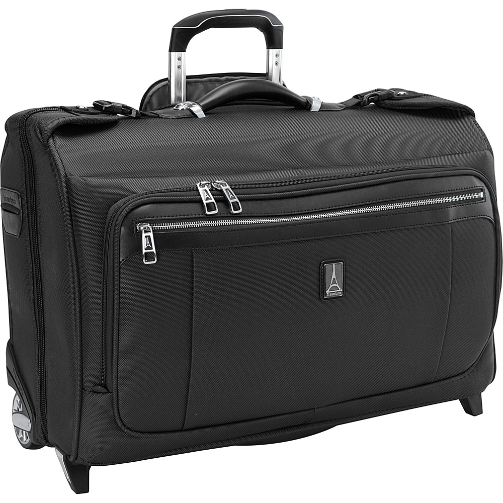 Travelpro Platinum Magna 2 Carry-on Rolling Garment bag Black - Travelpro Garment Bags