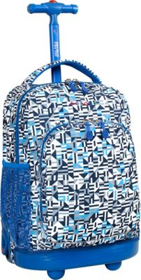 Blue Rolling Backpacks - eBags.com