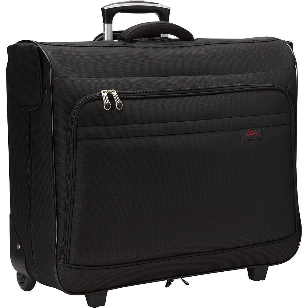 Skyway Sigma 5.0 42 2 Wheel Garment Bag Black Skyway Garment Bags