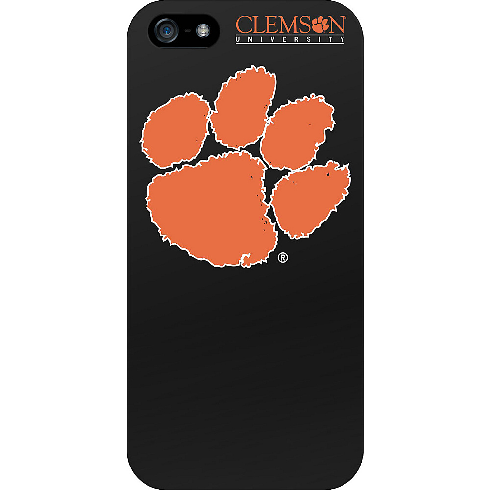 Centon Electronics Classic iPhone SE 5 Case Clemson University Centon Electronics Electronic Cases