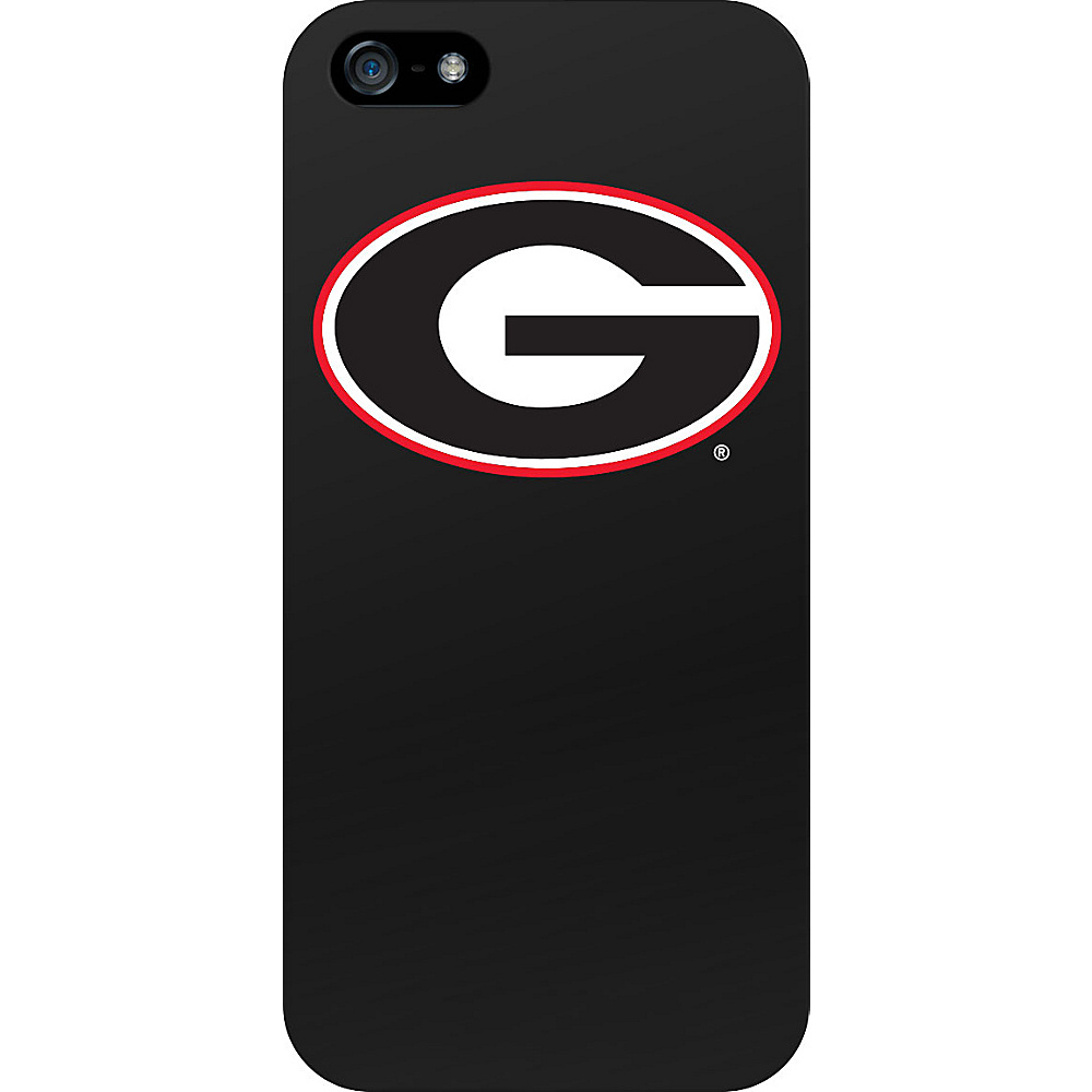 Centon Electronics Classic iPhone SE 5 Case University of Georgia Centon Electronics Electronic Cases