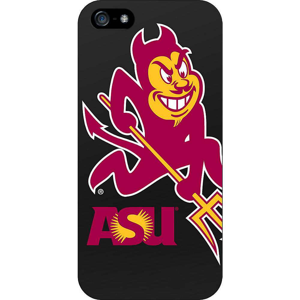 Centon Electronics Classic iPhone SE 5 Case Arizona State University Centon Electronics Electronic Cases