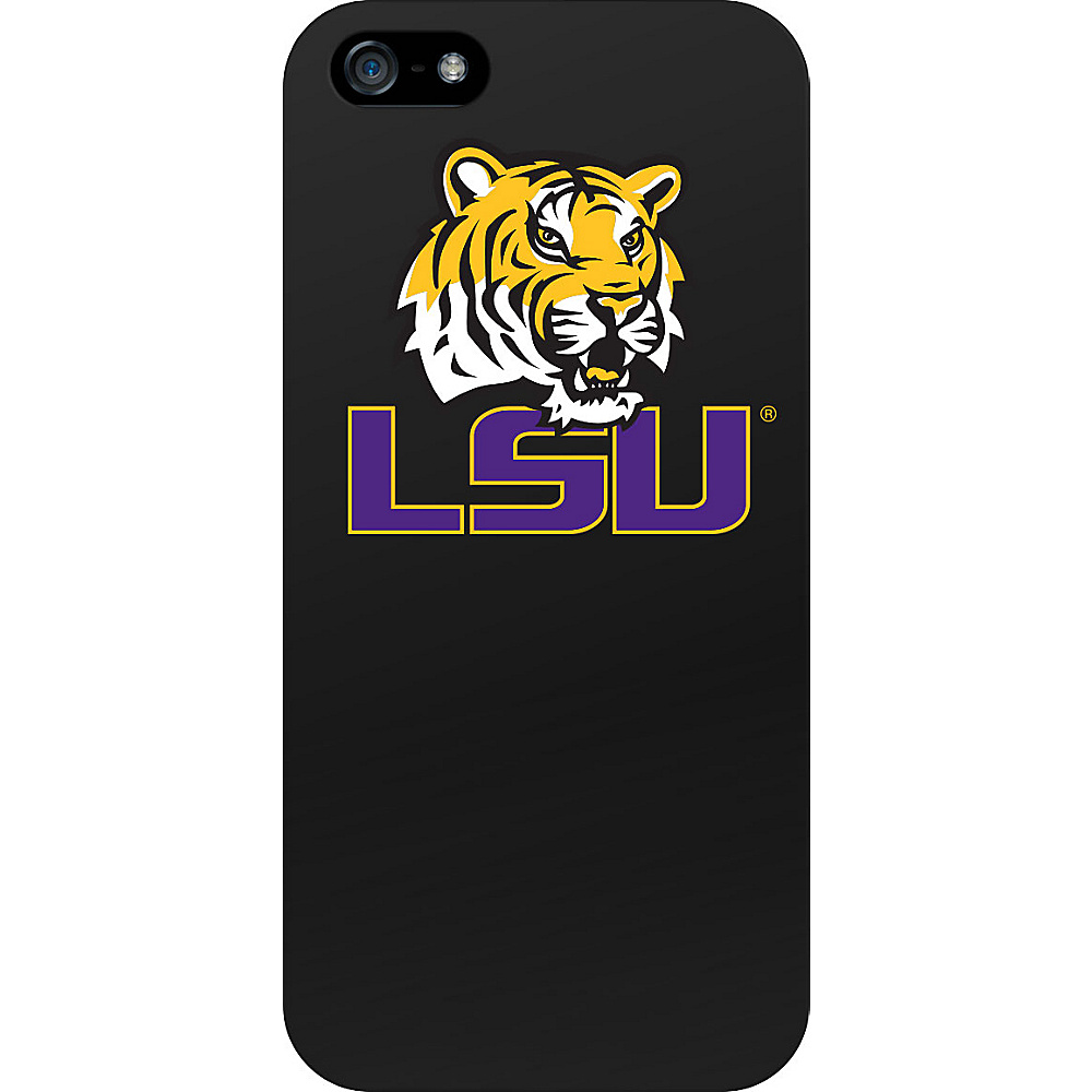 Centon Electronics Classic iPhone SE 5 Case Louisiana State University Centon Electronics Electronic Cases