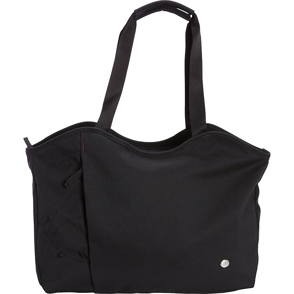 Haiku Everyday Tote Black Haiku Fabric Handbags