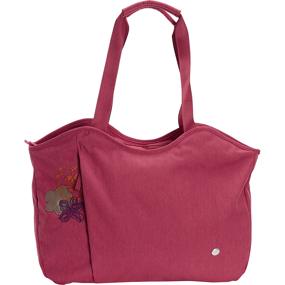 Haiku Everyday Tote Desert Bloom Haiku Fabric Handbags