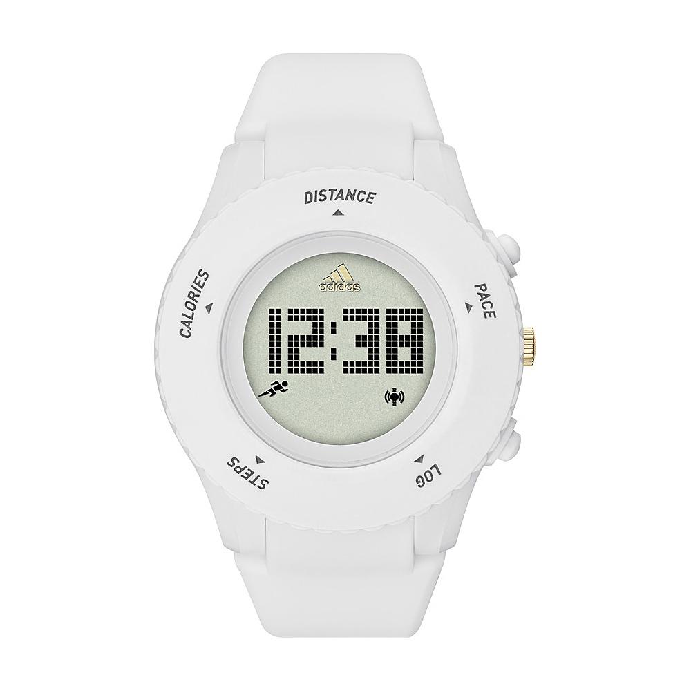 adidas watches Sprung Mid Digital Silicone Watch White - adidas watches Watches