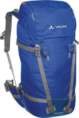 Vaude Croz 48 + 8 Pack Hydro Blue - Vaude Day Hiking Backpacks