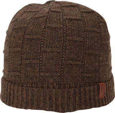 Ben Sherman Rib Knit Cuff Beanie Coffee - Ben Sherman Hats 10383379