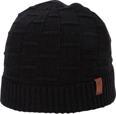 Ben Sherman Rib Knit Cuff Beanie Jet Black - Ben Sherman Hats 10383380