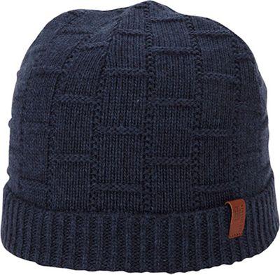 Ben Sherman Rib Knit Cuff Beanie Navy Blazer - Ben Sherman Hats