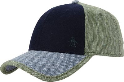 Original Penguin Tyreese Baseball Cap Navy - Original Penguin Hats/Gloves/Scarves 10383641