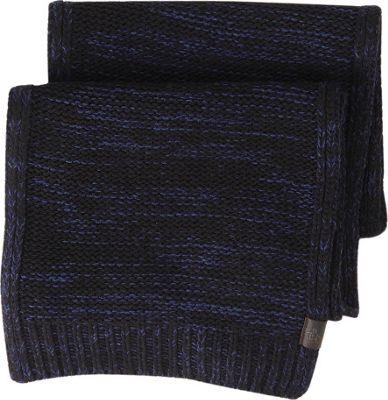 Original Penguin Morrissey Knit Scarf Black - Original Penguin Hats/Gloves/Scarves