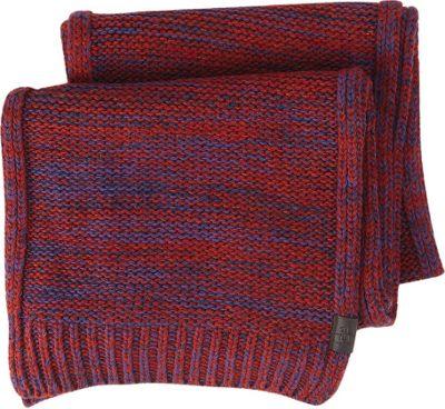 Original Penguin Morrissey Knit Scarf Pomegranate - Original Penguin Hats/Gloves/Scarves