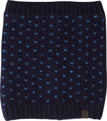 Original Penguin Greene Knit Neck Warmer Dark Sapphire - Original Penguin Scarves