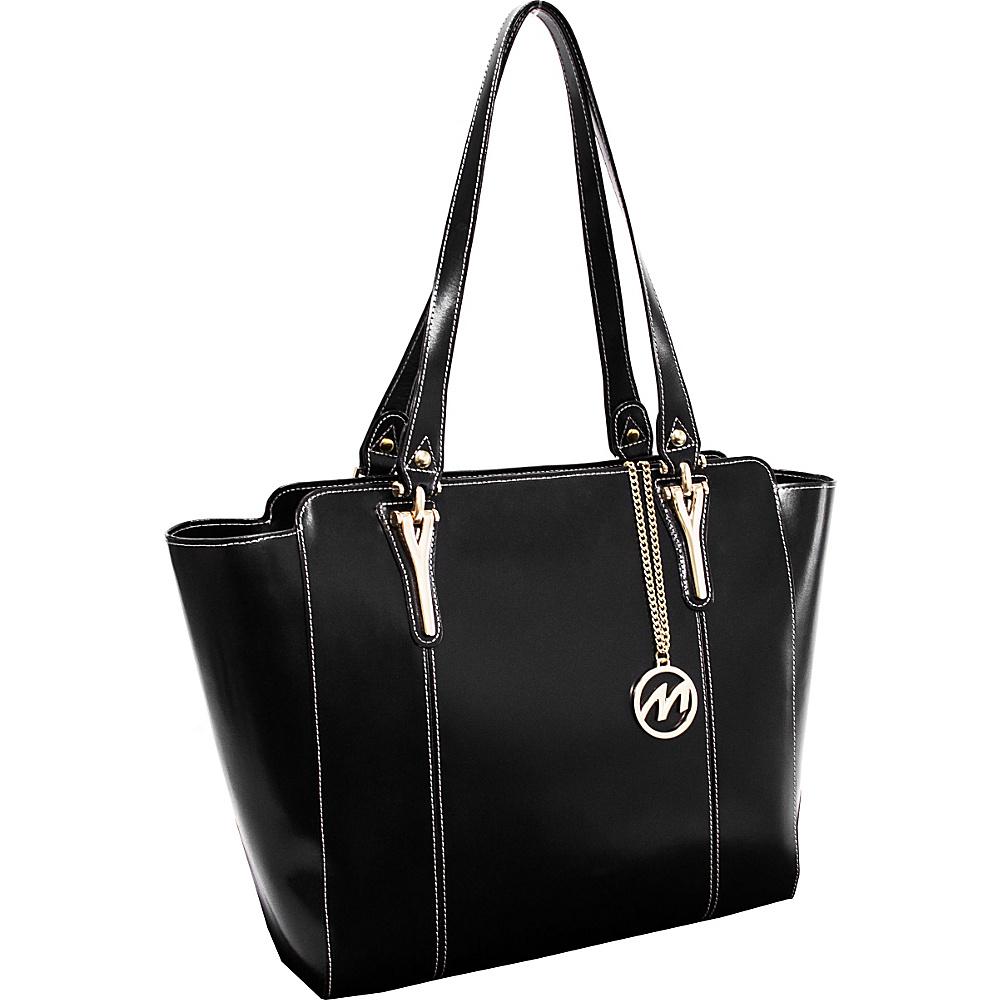 McKlein USA Alicia Tote Black McKlein USA Women s Business Bags