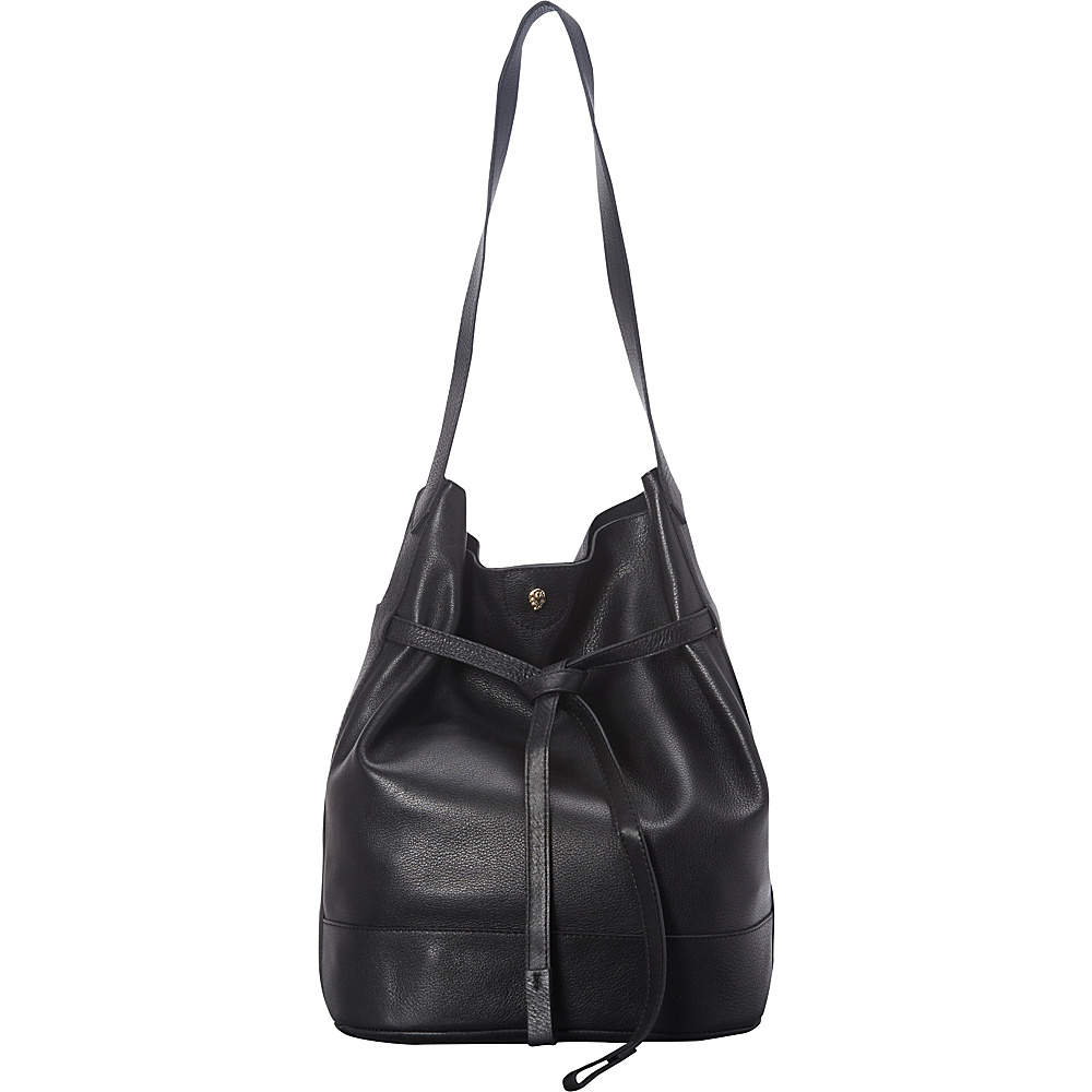 Helen Kaminski Abigale Shoulder Bag Black Helen Kaminski Designer Handbags