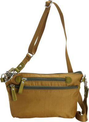 Osgoode Marley Crossbody/Waistpack Pear - Osgoode Marley Fabric Handbags