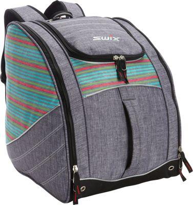 Swix Maeve Low Pro Tripack Grey - Swix Ski and Snowboard Bags