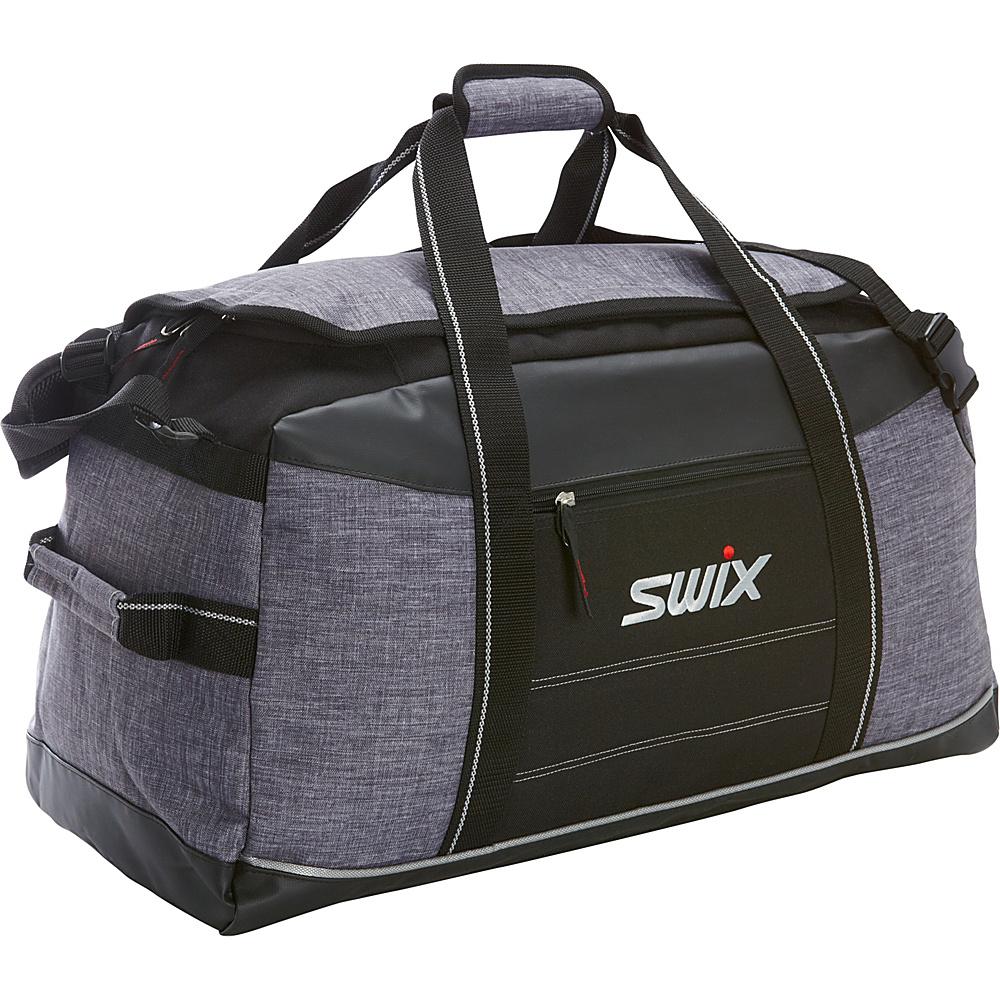 Swix Road Trip Cargo Duffel Grey Swix Outdoor Duffels