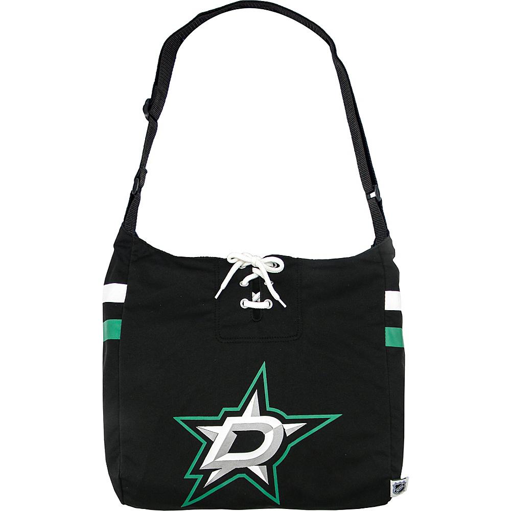 Littlearth Team Jersey Shoulder Bag - NHL Teams Dallas Stars - Littlearth Fabric Handbags - Handbags, Fabric Handbags