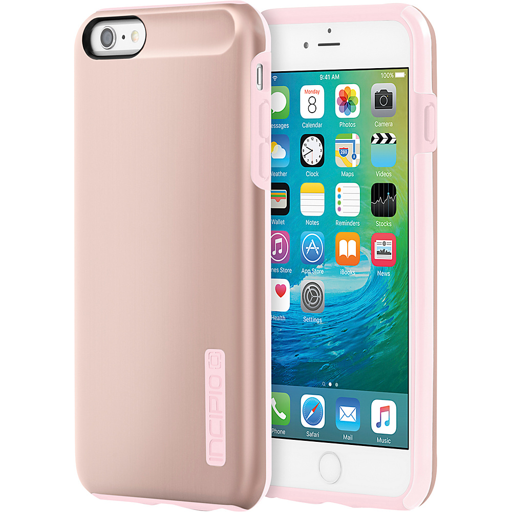 Incipio DualPro Shine for iPhone 6/6s Light Rose Gold/ Pale Pink - Incipio Electronic Cases - Technology, Electronic Cases