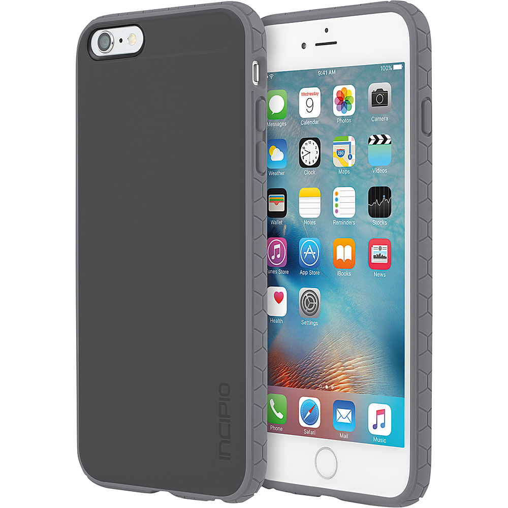 Incipio Octane for iPhone 6/6s Plus Charcoal/Gray - Incipio Electronic Cases - Technology, Electronic Cases