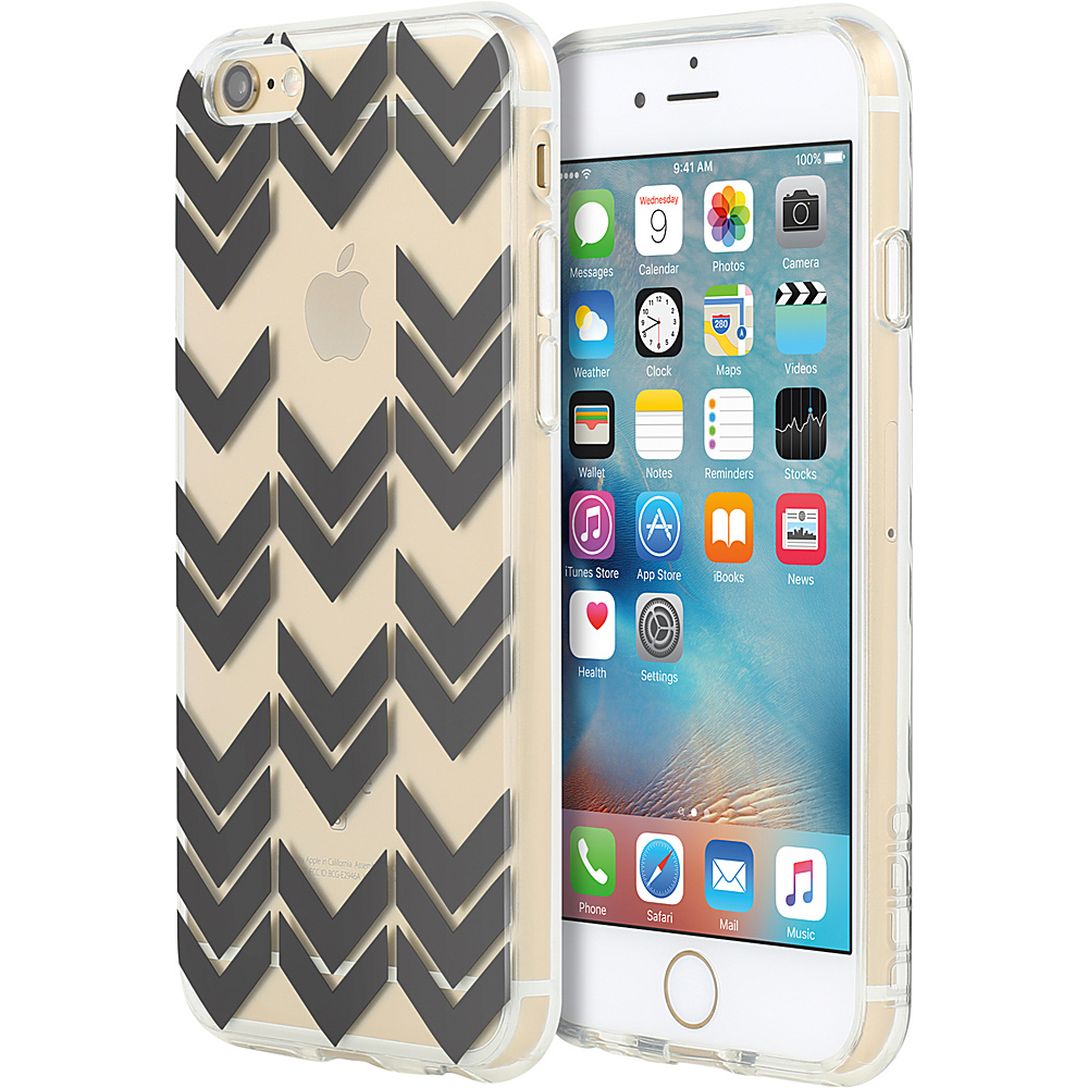 Incipio Design Series for iPhone 6/6s Plus Aria Pattern Black - Incipio Electronic Cases - Technology, Electronic Cases