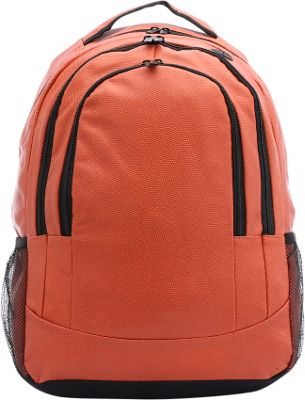 Zumer Basketball Backpack Basketball Orange - Zumer Everyday Backpacks