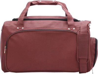 Zumer Football Duffel Football Brown - Zumer Travel Duffels