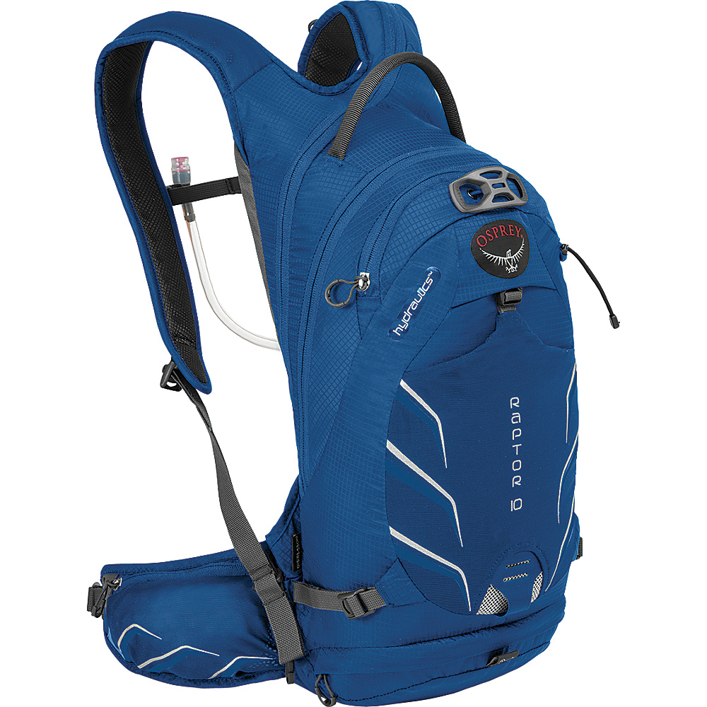 Osprey Raptor 10 Biking Backpack Persian Blue - Osprey Day Hiking Backpacks - Outdoor, Day Hiking Backpacks