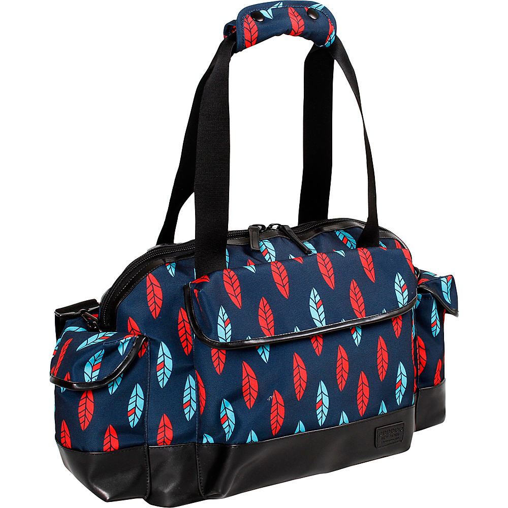 J World New York Deca Duffel Bag Indi - J World New York Travel Duffels - Duffels, Travel Duffels