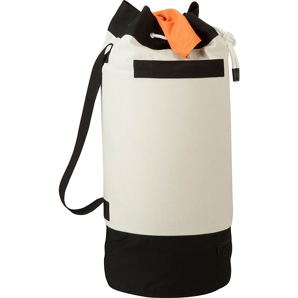 Honey Can Do Extra Capacity Laundry Duffle Black Honey Can Do Packable Bags