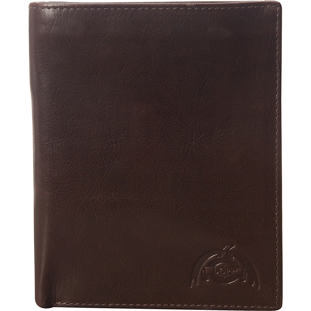 Dopp Carson RFID Travel Wallet Espresso Dopp Men s Wallets