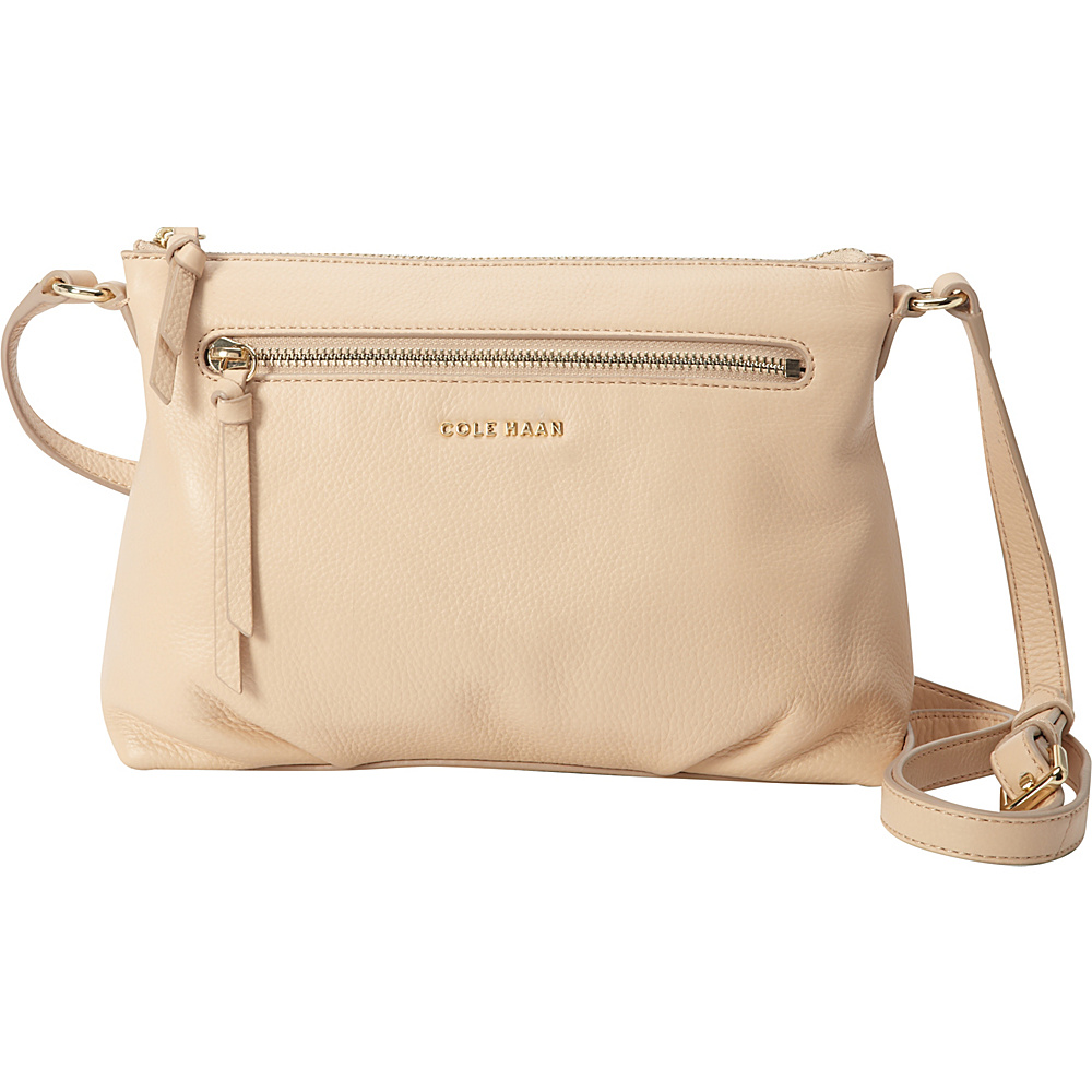 77cac78fd14 $99.99 More Details · Cole Haan Magnolia Top Zip Crossbody Nomad - Cole  Haan Designer Handbags