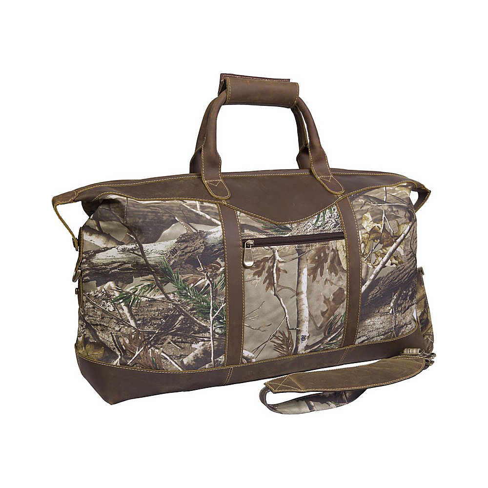 Canyon Outback Realtree 22 Water Resist Carry On Duffel Bag Realtree Camo Canyon Outback Travel Duffels