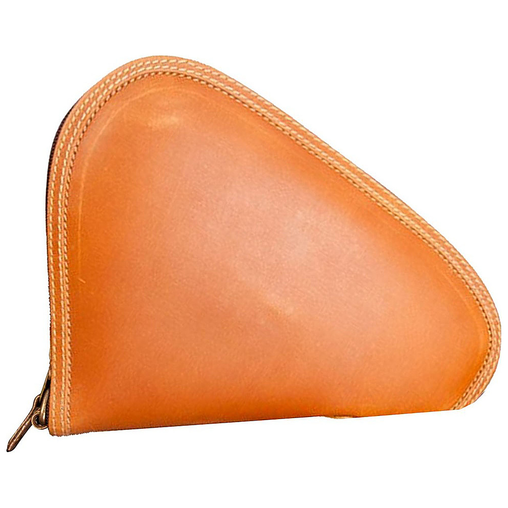 Canyon Outback Leather Sun Canyon Small Leather Pistol Case Distressed Tan Canyon Outback Other Sports Bags