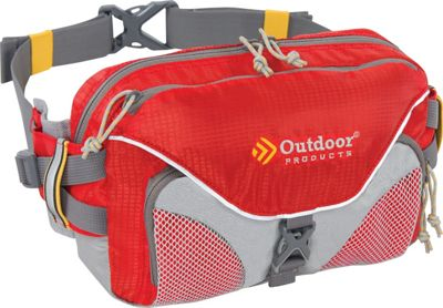 Outdoor Products Roadrunner Waistpack Molten Lava - Outdoor Products Waist Packs