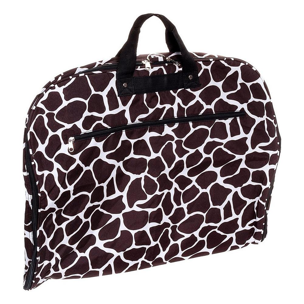 World Traveler Giraffe 40 Hanging Garment Bag Giraffe - World Traveler Garment Bags - Luggage, Garment Bags