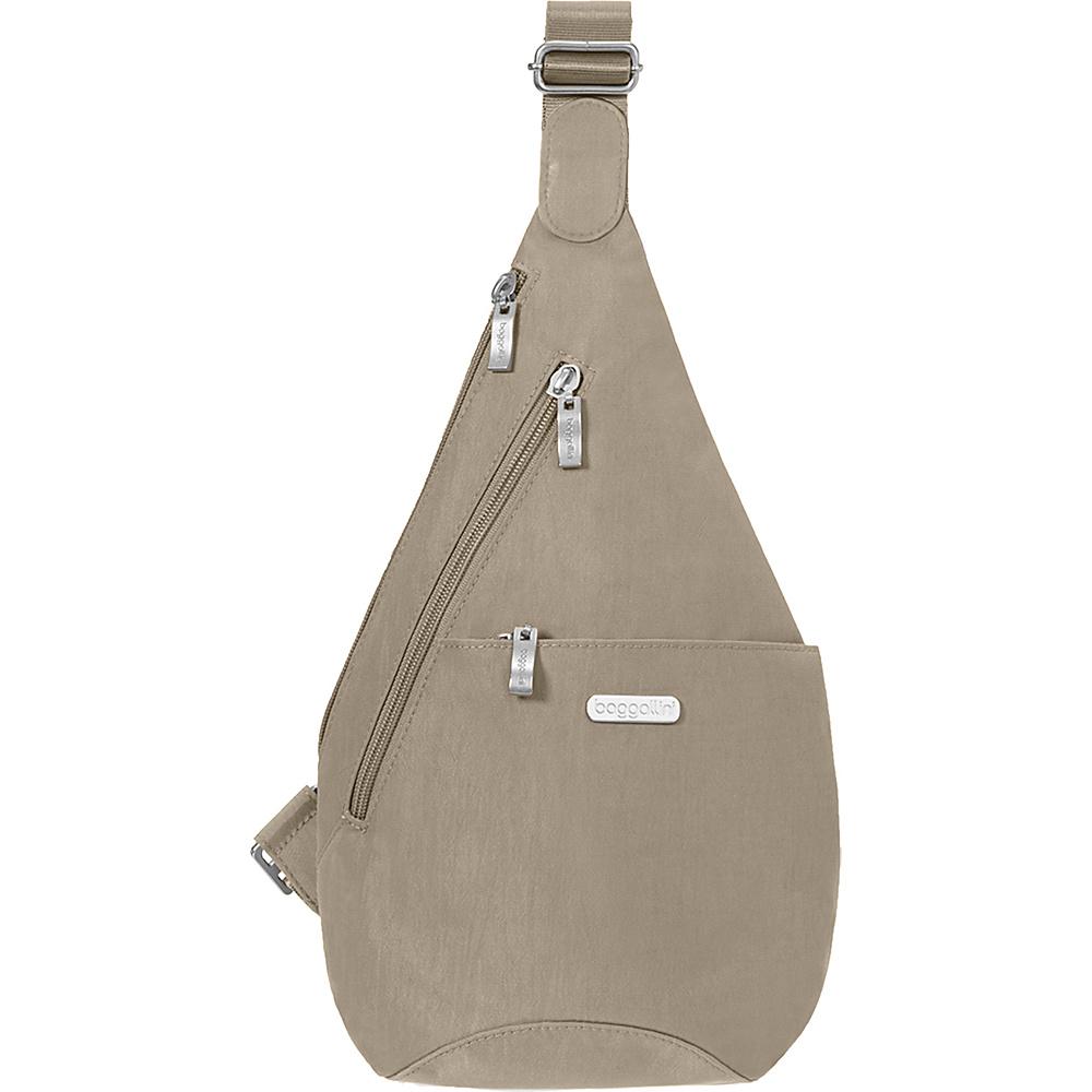 baggallini Mini Sling Backpack Beach - baggallini Fabric Handbags - Handbags, Fabric Handbags