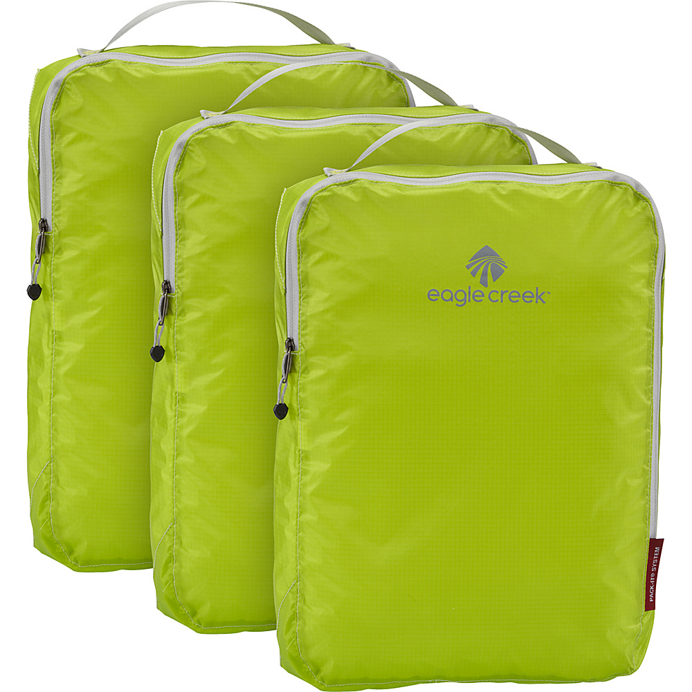 Eagle Creek Pack-It Specter Full Cube Set Strobe Green - Eagle Creek Travel Organizers - Travel Accessories, Travel Organizers