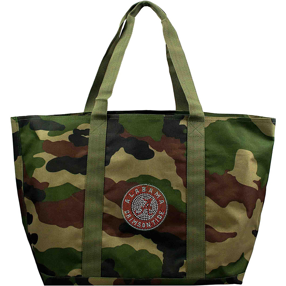 Littlearth Camo Tote - Pac-12 Teams University of Alabama - Littlearth Fabric Handbags - Handbags, Fabric Handbags