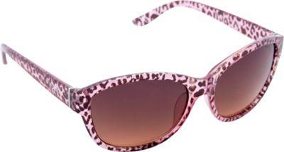 Nanette Nanette Lepore Sunglasses Cat Eye Sunglasses Pink Animal - Nanette Nanette Lepore Sunglasses Sunglasses