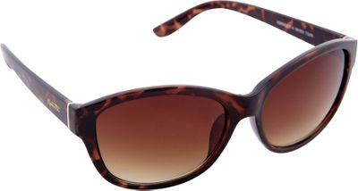 Nanette Nanette Lepore Sunglasses Cat Eye Sunglasses Tortoise/Animal - Nanette Nanette Lepore Sunglasses Sunglasses